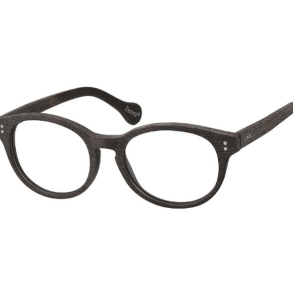 Zenni Optical Accessories | Zenni Frames 629021 Dark Brown | Poshmark